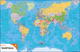 Free Map Of The World.World Map Free Teriz Yasamayolver Com